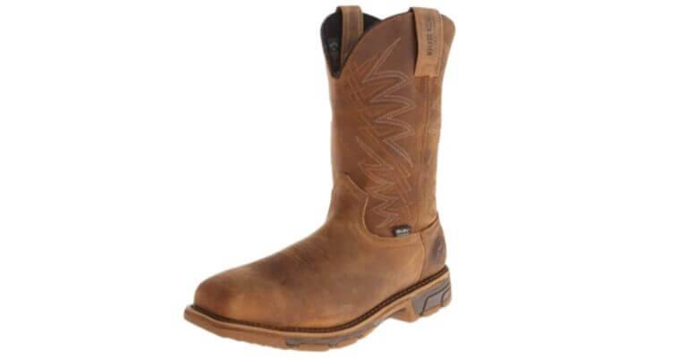 Waterproof Steel Toe Boots