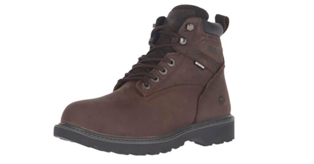 best waterproof shoes for yard work