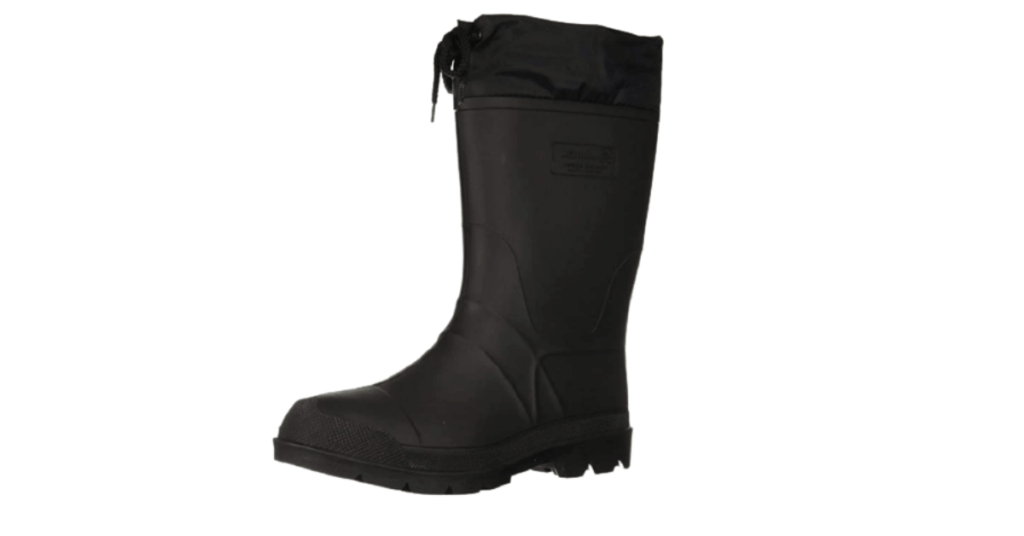 Cold Weather Rubber Hunting Boots