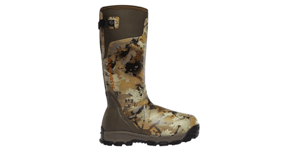 best cold weather rubber hunting boots