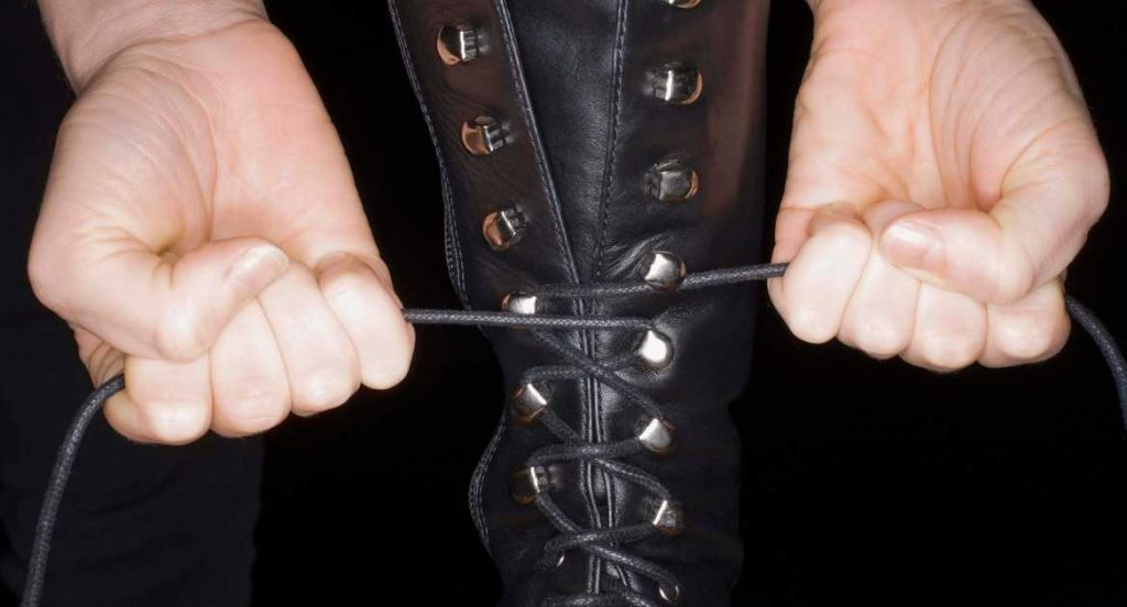 How To Lace Logger Boots