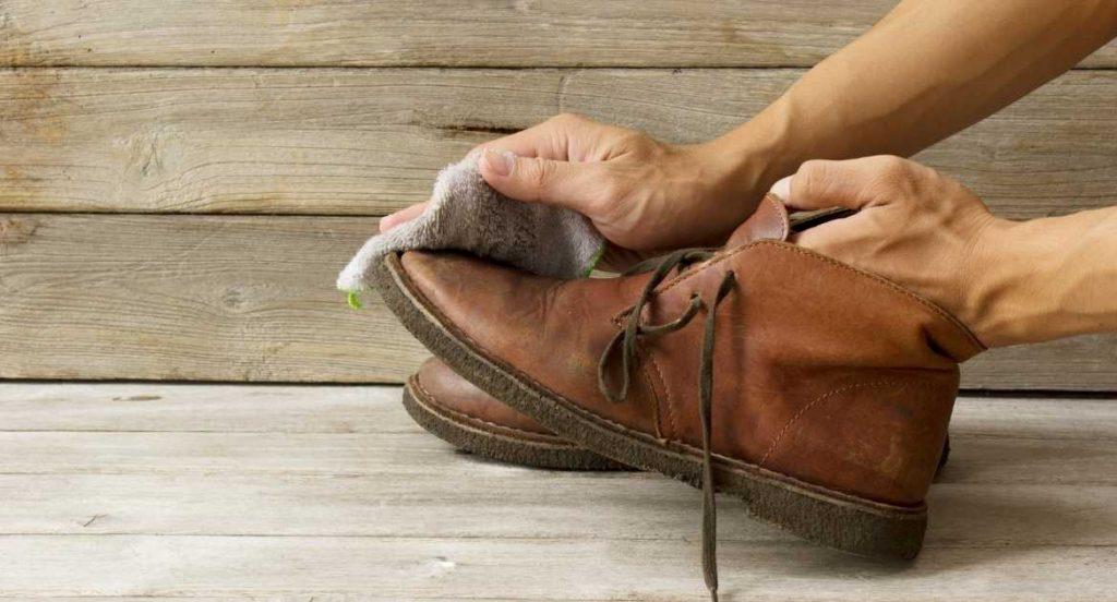 what makes a shoe slip resistant
