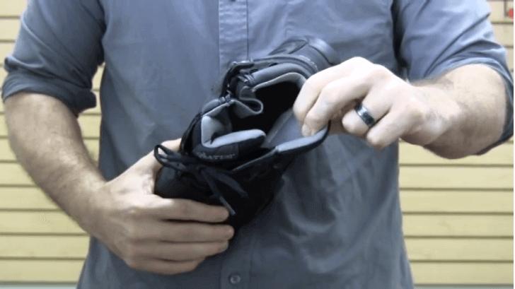 Best Men's Waterproof Side Zip Shoes: (Safety Shoes)