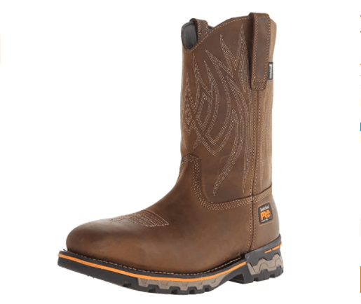 Timberland PRO Men's Pull-On boot: (Best For Hunting)