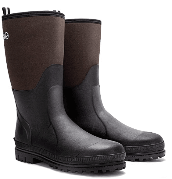 Outdoor Master Fishing Boots ( best rubber fishing boots )