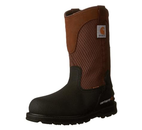Carhartt Men's Waterproof Work Boot: ( comfort and flexibile )