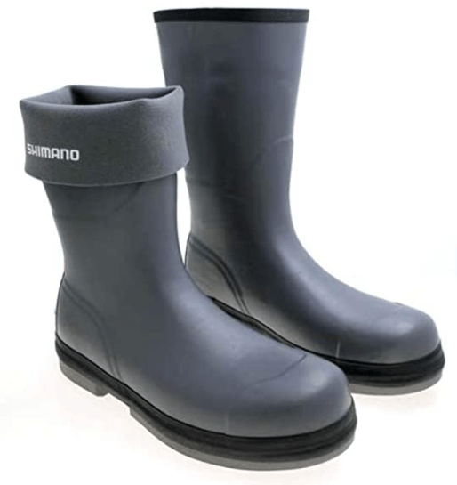 SHIMANO Evair Gear Fishing Boots (flexible and cushioned)