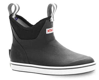 Xtratuf Women's Ankle Deck Boot ( Perfect for female athletes )