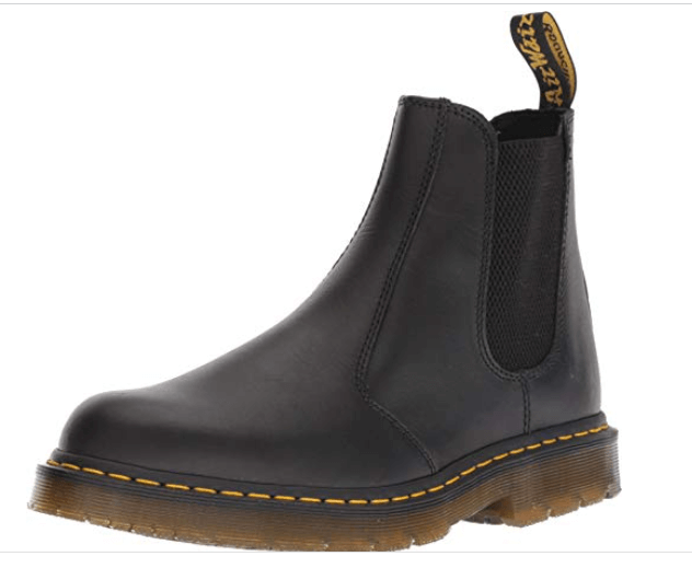 Dr. Martens Slip Resistant Service Boots: (Suitable for all workers)